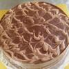 邪魔するリキ丸と紅茶風味のチョコレートケーキ