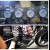 CBX400F   フルレストア  エンジン始動& キャブレター調整