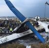 2018年の航空機事故死者数は556人、前年は44人の死者。これは天に背いた事をしている証拠