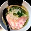 麺や勝治 @関内 ピリピリ辛い青唐辛子と翡翠麺の青唐辛痛冷麺