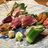 宇治のひね鶏 5種刺盛り『くちばしモダン』(京都堺町綾小路通)