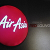 エアアジアのラウンジへ!プレミアムフレックスの特典で、クアラルンプール空港ラウンジ利用!
