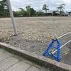 袋井市のフットサル場が潰れてた件。