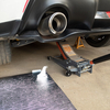 BRZ tSさんにクスコのドライブシャフトブーツ遮熱板を取り付けてみる