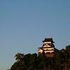 今日の犬山城は…『こっちの顔もいいっしょ😁』