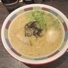 【今週のラーメン1325】 博多らーめん 四神 有楽町店 (東京・有楽町) 博多とんこつ+半熟煮玉子