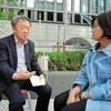 朝日新聞の「少女像守る学生「日本好き」 池上彰さんが歩く韓国」という記事