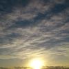 2016年12月22日(木)今朝の空