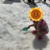 2018お盆に六甲山の真夏の雪まつり!宝探しゲームに参加してきました