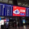 北京南駅から高鉄(新幹線)で上海へ!