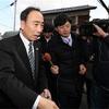 籠池氏「首相から百万円寄付」、首相側は否定