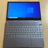 1台3役ノートパソコン「BMAX Y13 13.3 inch Notebook 360 Degrees Laptop」のレビュー【開封の儀】