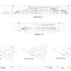 卒業設計の課題発表(立面図)