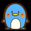動物アイコン・ペンギン/商用利用無料おたよりフリーイラスト素材集