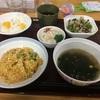 今日の昼食は中華〜