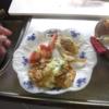 幸運な病のレシピ( 2341 )朝:コテージパイ風(昨日のミートソース)