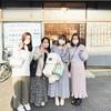 塾の前で、美女4人に見つめられる!?