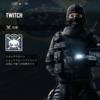 Twitch(トゥイッチ)のスキル・武器【R6S】