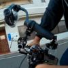 今日も自転車車載撮影のテスト