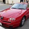 気になる車…!アルファロメオ GTV!