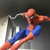 躍動感がハンパない!! マーベル・ユニバース CREATOR×CREATOR - SPIDER-MAN - 開封レビュー!