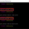 ファイルの更新日を操作するLinuxコマンド