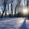 DAY193〜195 すっかり雪化粧をした極寒の旧ソ連国・リガ・ラトビア②🇱🇻