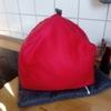 ☆なんちゃって鍋帽子を作ってみました