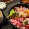 【風凛(ふうりん)@川越】路地裏の隠れ家的寿司屋でお得な海鮮丼ランチ【バラちらし】