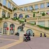 モンペリエ市の彫像(フランス・モンペリエ市)~つくば市とその周辺の風景写真案内(153)