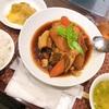 【グルメ】赤坂にある中華のランチ、豚角煮😄