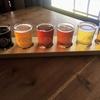 甲府のアウトサイダーブルーイング直営 Hops and Herbsで出来たてのクラフトビール飲み比べ