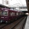 【阪急速報】現役最古参3050fが正雀へ…。(>_<)