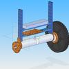倒立振子ロボット ver2を作る(1)-部品選定と車体再構成