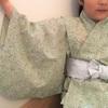 手作りリップル浴衣★手縫い・ミシン併用の場合のポイント