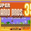 スーパーマリオブラザーズ 35
