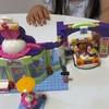 レゴ フレンズ フローズンヨーグルトショップ 41320 を3歳の娘が組み立てて遊んでみたよ。