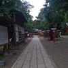 鷲宮神社七不思議④社殿が何故横を向いている?