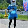 「洞爺湖マラソン」仮装ランへの深みにハマりつつある
