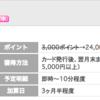 ライフカード発行&利用で24,000pt(12,000円相当)GET!!& カードポイントも最大15,000円相当ポイントGET!!