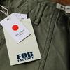 FOB FACTORY / Baker Pants