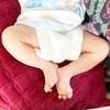【育児日記】股関節脱臼を防ぐために