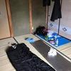 東京OL週末野宿(2017/9/17)2日目