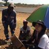 ジンバブエの民族楽器、ムビラを弾きながら首都ハラレの街を歩いてみた~