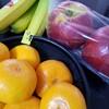 果物でたっぷりの栄養