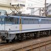 この1枚から 白プレのEF65 1094・移籍してきたカマ【2】