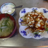 幸運な病のレシピ( 1157 )朝:オム焼きそば、味噌汁