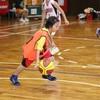 バスケ・ミニバス写真館77 一眼レフで撮影したバスケットボール試合の写真