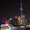 上海行ってきました