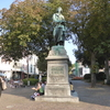 旅の羅針盤:シラー広場(Schillerplatz) ※マインツ観光における休憩スポットの一つ